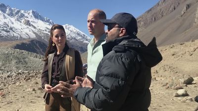 William and Kate in Pakistan: The highlights so far