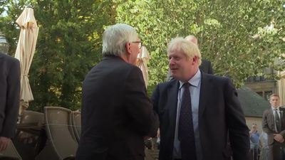 Boris Johnson: Brexit deal with EU is done