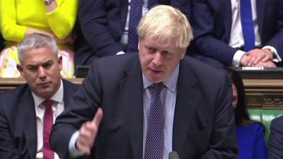 "Boris Johnson urges MPs to ""come together"" and back his Brexit deal"