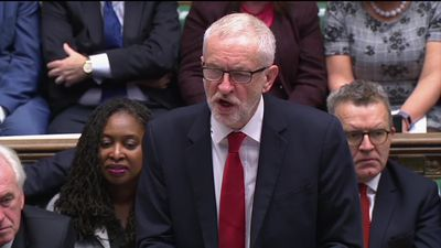 Jeremy Corbyn: We will not back this sell-out deal