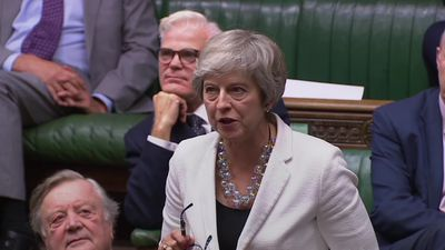 Theresa May urges MPs to back new Brexit deal