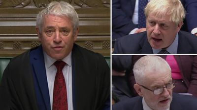 Brexit: How did MPs vote to delay Boris Johnson's deal?