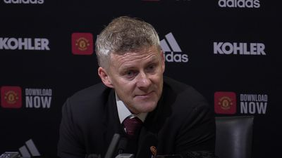 "Ole Gunnar Solksjaer insists there's ""no chance"" Rashford's goal should have been ruled out"