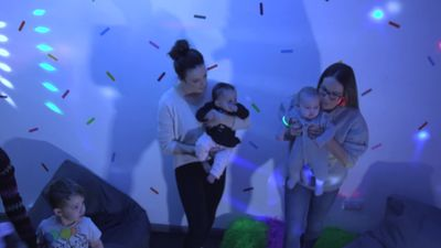 Leeds mum launches business throwing raves for babies