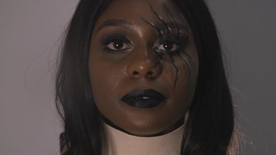 How-to guide: Spider make-up for Halloween
