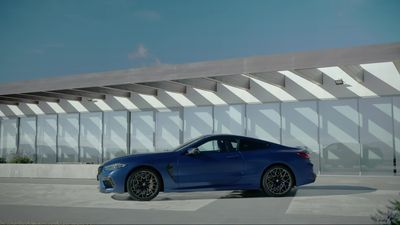 This is the new BMW M8 Competition