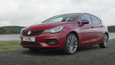 A look at the updated Vauxhall Astra
