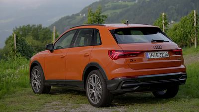 A look at the new Audi Q3