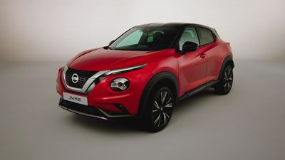 A look at the all-new Nissan Juke