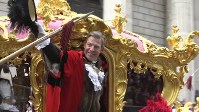 New Lord Mayor of London appointed at annual parade