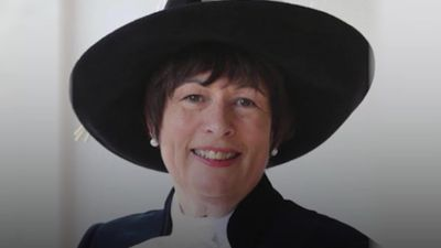 Flood victim named by police as former high sheriff of Derbyshire, Annie Hall