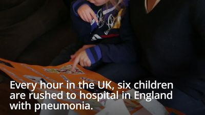 New report from Save the Children highlights the 'Forgotten epidemic' of pneumonia hospitalising s