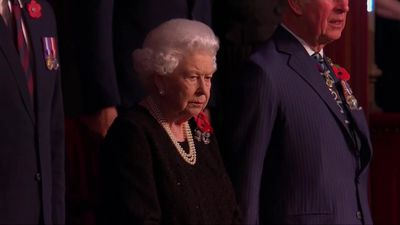 Queen and Royal Family pay tribute to fallen at Festival of Remembrance