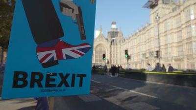 Brexit: 82 days until Britain is scheduled to leave the EU