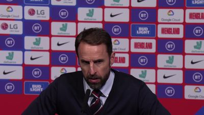 Southgate delighted with defeat of Montenegro