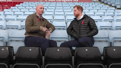 Duke of Sussex and Gareth Thomas unite to promote HIV testing