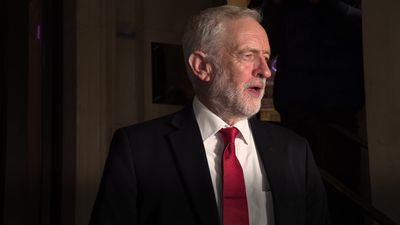 Jeremy Corbyn hails Labour manifesto that gives 'promise of a better Britain'