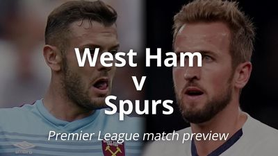 Premier League match preview: West Ham v Tottenham
