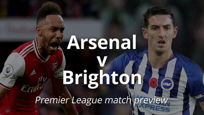 Arsenal v Brighton: Premier League match preview