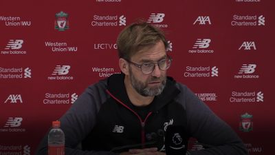 Jurgen Klopp: Need for fresh legs required changes