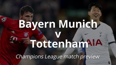 Bayern Munich v Tottenham: Champions League preview