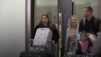 'Queen of the jungle' Jacqueline Jossa returns to the UK