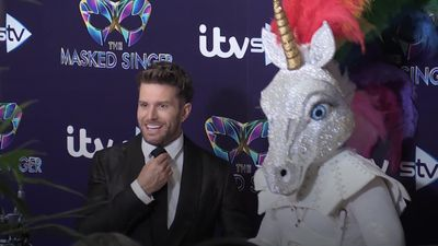 Joel Dommett says new TV show The Masked Singer is 'bonkers'