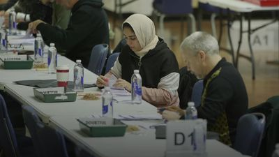 Election 2019: Counting begins in Dominic Raab's seat