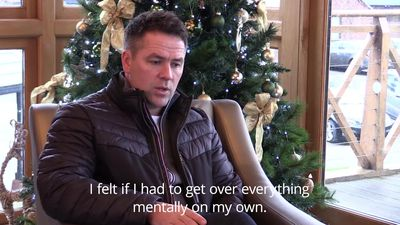 Michael Owen says he didn't receive support from clubs when retiring