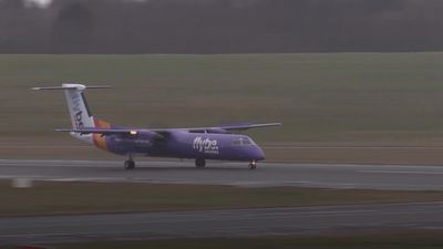 Ministers 'delighted' as Government grants Flybe rescue deal