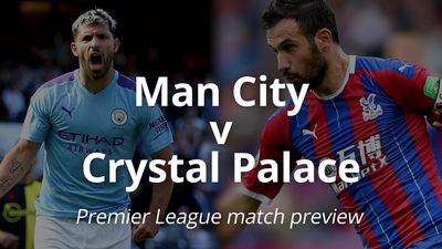 Premier League match preview: Manchester City v Crystal Palace
