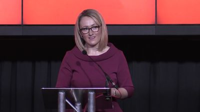 Rebecca Long-Bailey launches Labour leadership bid