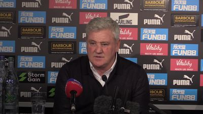 Newcastle boss Steve Bruce celebrates 'smash and grab' win against Chelsea