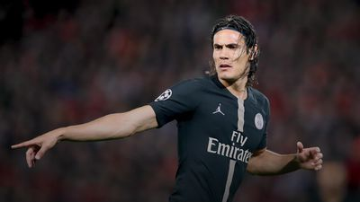 Lampard coy on swoop for Edinson Cavani