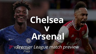 Premier League match preview: Chelsea v Arsenal
