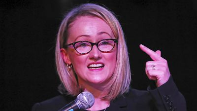 Rebecca Long-Bailey attacks leadership bid press coverage