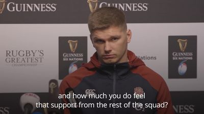 Owen Farrell: Six Nations players will be honest and upfront about Saracens situation