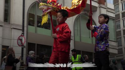 London celebrates Chinese New Year in spite of coronavirus fears