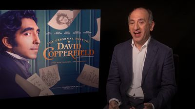 Armando Iannucci on subverting period drama conventions with David Copperfield
