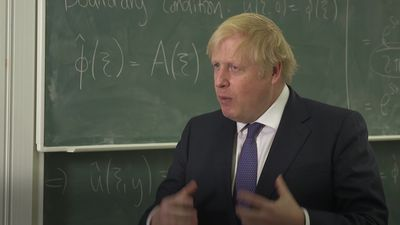 Boris Johnson: Scientists and mathematicians to have fast-tracked UK entry from February
