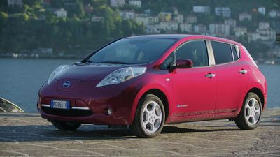 Five great used EVs for under GBP10,000