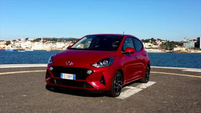 This is new Hyundai i10