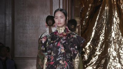 London Fashion Week: Preen by Thornton Regazzi