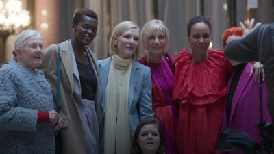 Cate Blanchett among stars to turn out for the Roksanda show at LFW 2020