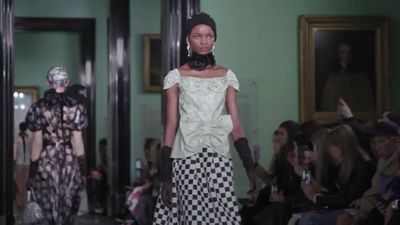 London Fashion Week: Erdem catwalk hits the capital