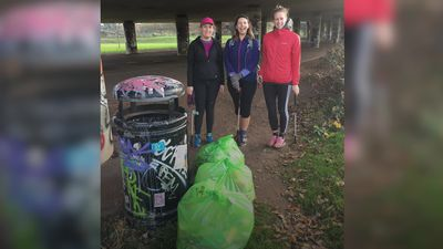 Meet the ploggers cleaning the streets of Bristol