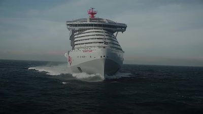 Sir Richard Branson launches new luxury cruise line in Dover