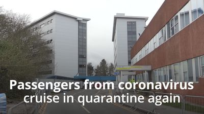 Coronavirus: Arrowe Park to receive cruise ship passengers