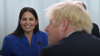 Priti Patel in profile: The Home Secretary at the centre of a Westminster storm