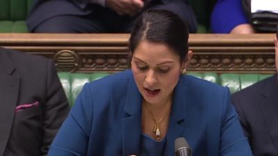 Priti Patel lays out new points-based immigration system